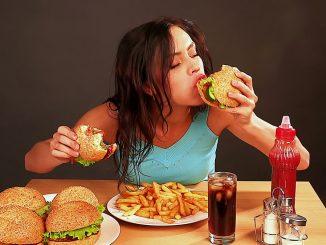 Dieta scorretta.