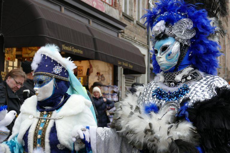 vestiti Carnevale di coppia
