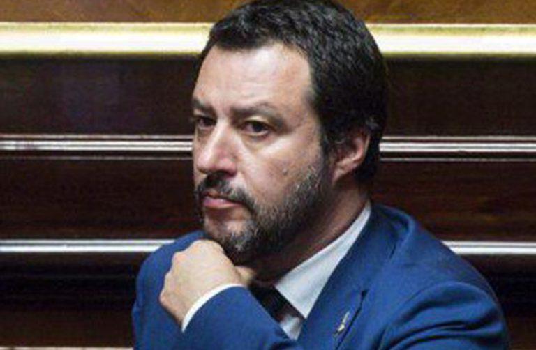 Salvini coronavirus video leonardo