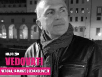 Maurizio Vedovati, relatore SEO&love 2020