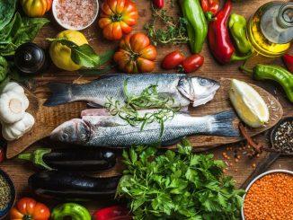 Dieta mediterranea ed invecchiamento sano.