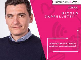 Nicolò Cappelletti, relatore SEO&love 2020