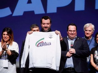 Salvini Palacongressi Roma