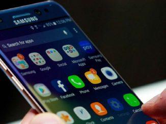 Samsung: messaggio notturno sui cellulari nel Mondo