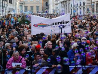 Sardine Roma Salvini