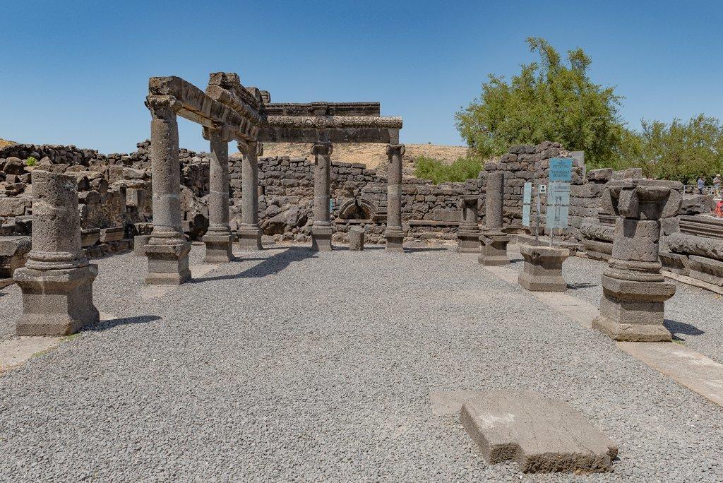 sinagoga corazin