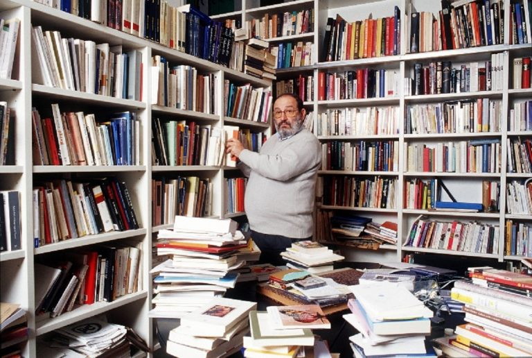 Biografia e opere di umberto eco