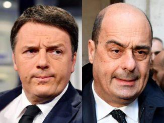 zingaretti attacca italia viva