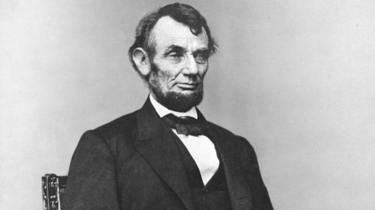 Abraham Lincoln: biografia, morte e frasi celebri