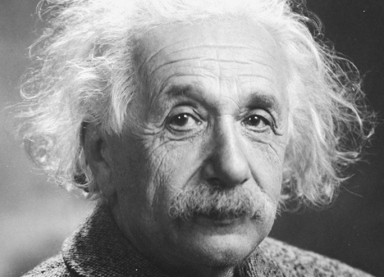 Albert Einstein biografia scoperte frasi
