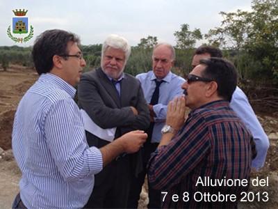 Alluvione Ginosa 2013