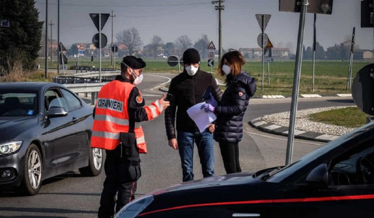 Coronavirus, italiani in fuga dalla zona rossa