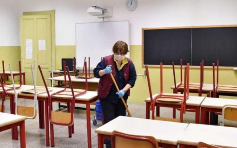 comitato scientifico chiusura scuole