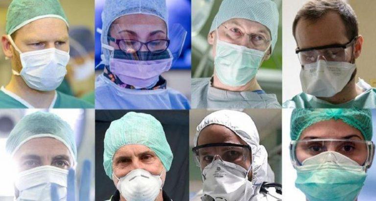 coroanvirus medici infermieri vittime