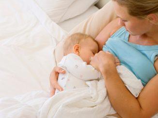coronavirus allattamento