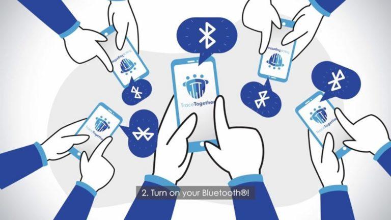 TraceTogether, l'app per monitorare i contagi da coronavirus