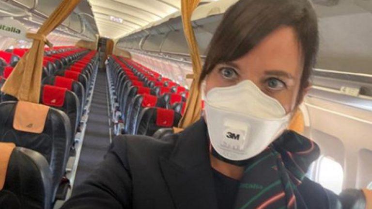 Coronavirus assistente di volo