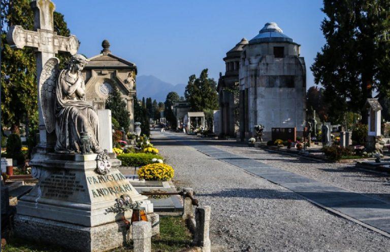 coronavirus bergamo cimitero