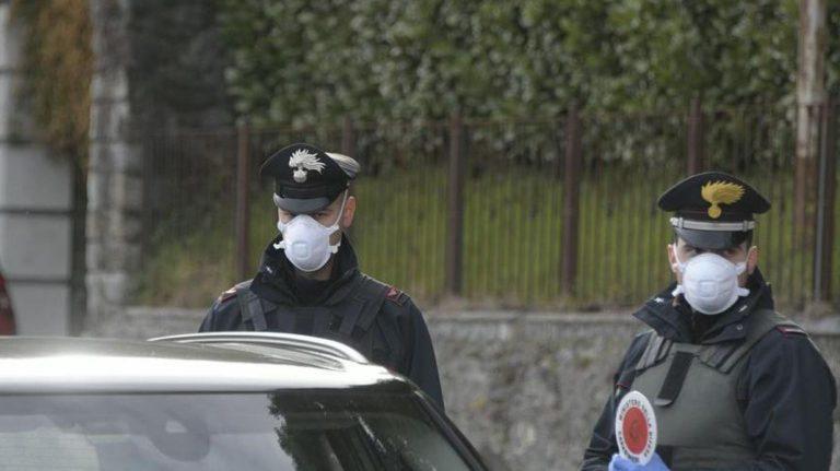 coronavirus carabiniere morto
