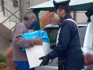 coronavirus carabinieri provincia napoli