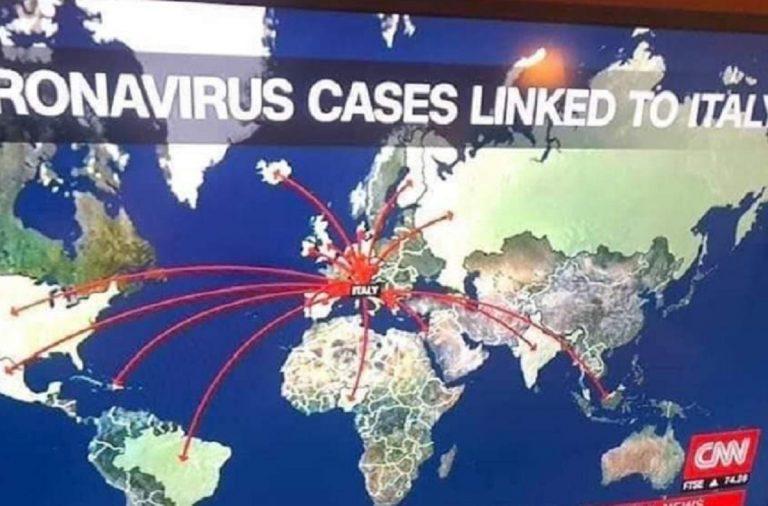 coronavirus cnn italia