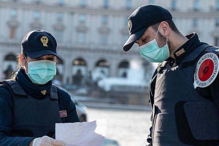 coronavirus denunciati polizia