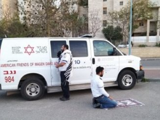 Coronavirus ebreo musulmano pregano insieme
