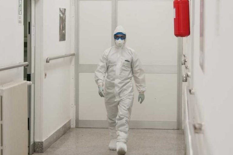 coronavirus infermiera morta napoli