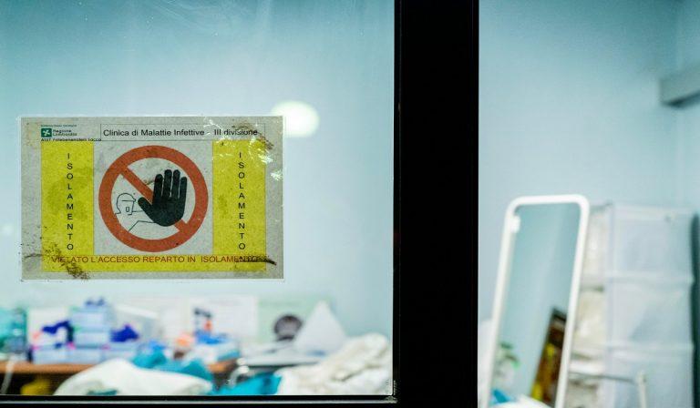 Coronavirus: Italia seconda per numero di morti