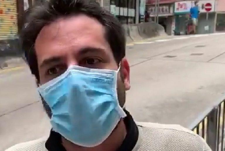 Coronavirus italiano Hong Kong