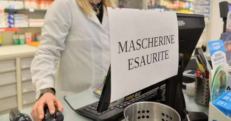 coronavirus la protesta dei farmacisti