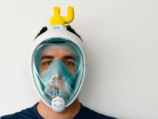 Coronavirus, da maschera sub Decathlon a respiratore