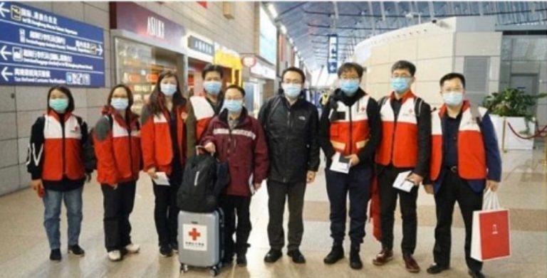 Coronavirus medici cinesi Roma