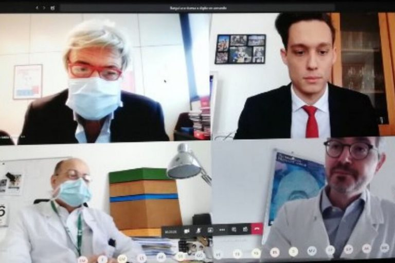 coronavirus medici streaming