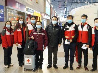 I medici cinesi