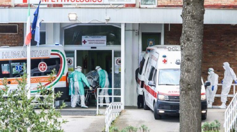 coronavirus bergamo medici contagiati