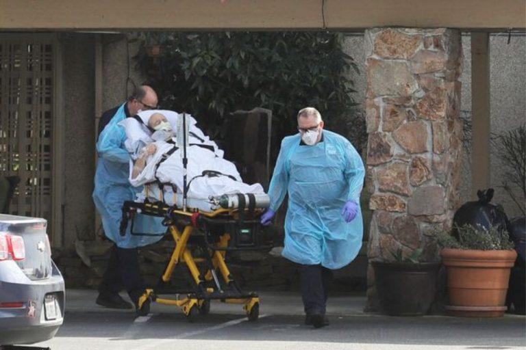 coronavirus morti negli Stati Uniti
