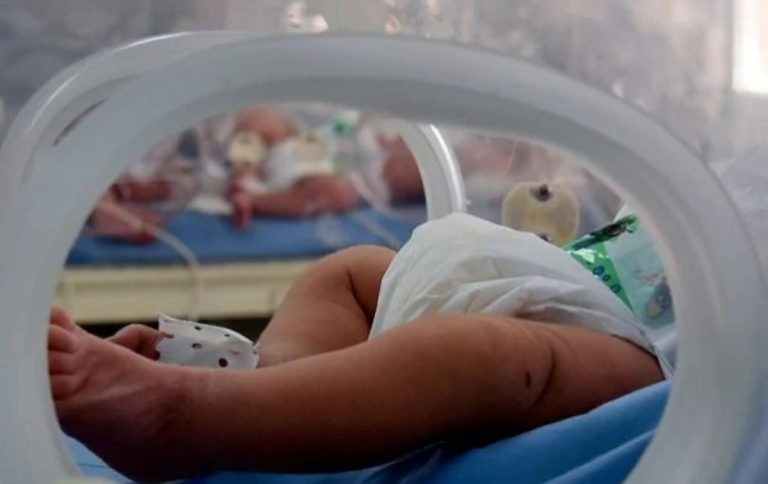 coronavirus neonata toscana