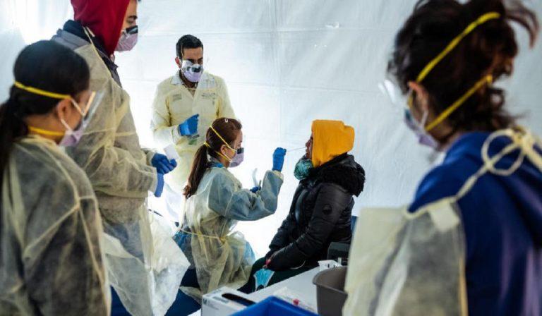 Coronavirus: a New York più casi che nelle zone focolaio