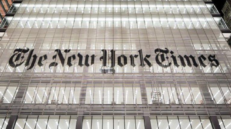 Coronavirus New York Times