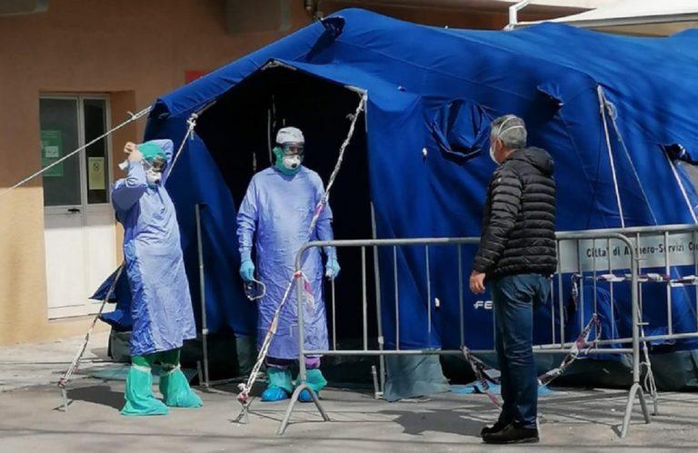 coronavirus operatori sanitari