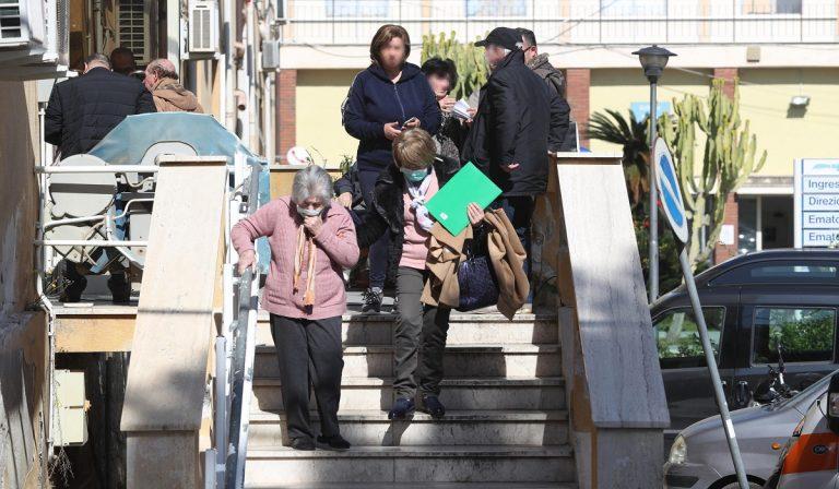 Coronavirus: a Palermo nuovi contagi, due donne