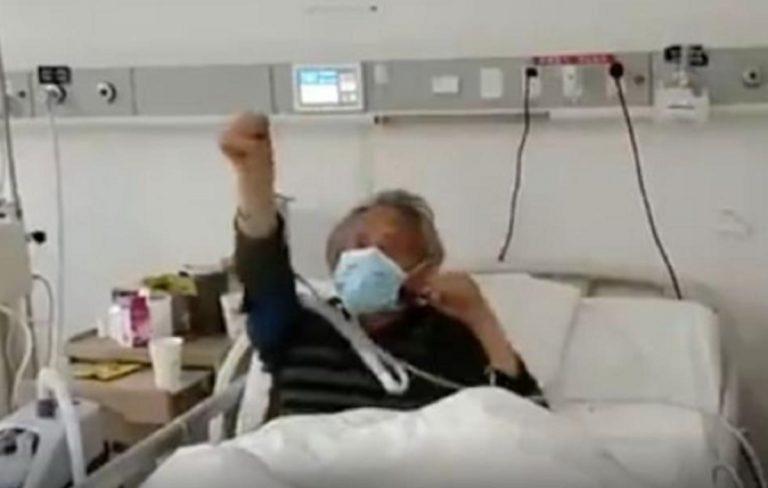 coronavirus paziente guarito 87 anni