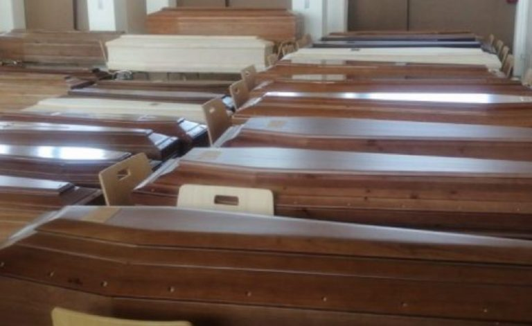 Coronavirus Piacenza forno crematorio