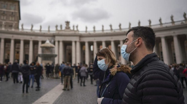 Coronavirus, primo caso in Vaticano