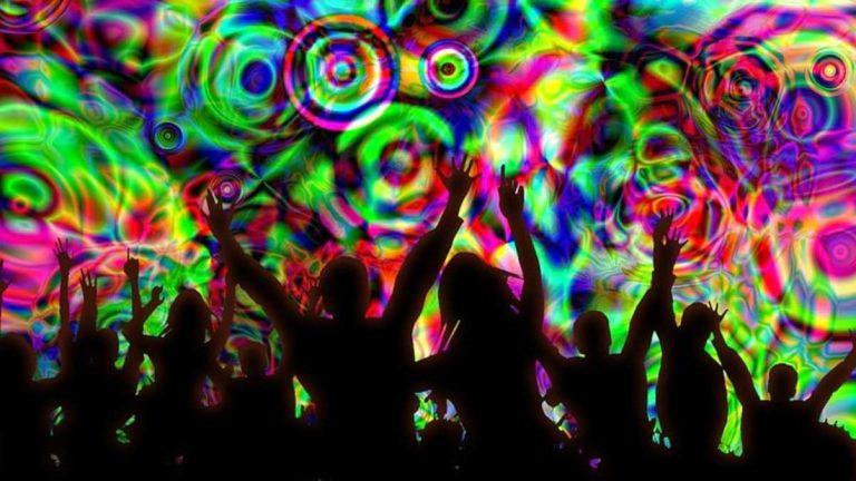 coronavirus rave party