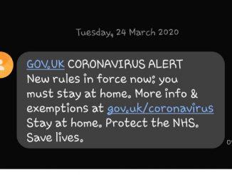 Coronavirus regno unito comunicazione