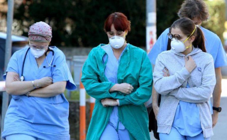 coronavirus roma festa ospedale