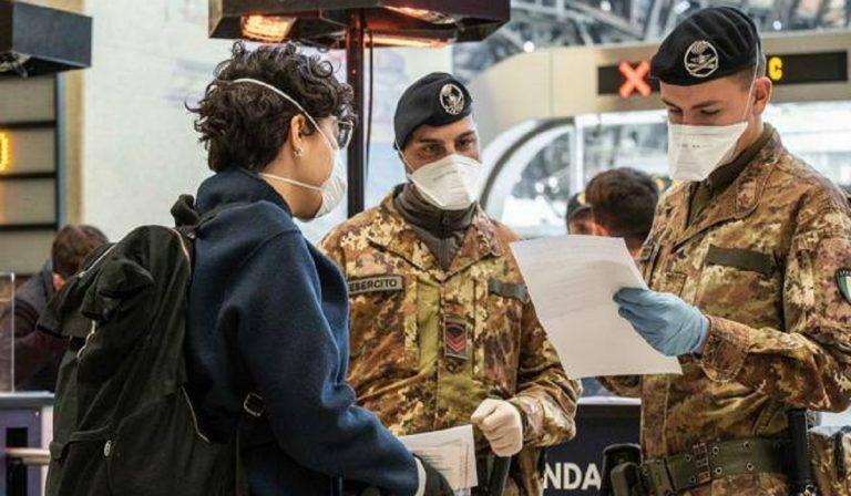Coronavirus, Milano: bloccati passeggeri in stazione