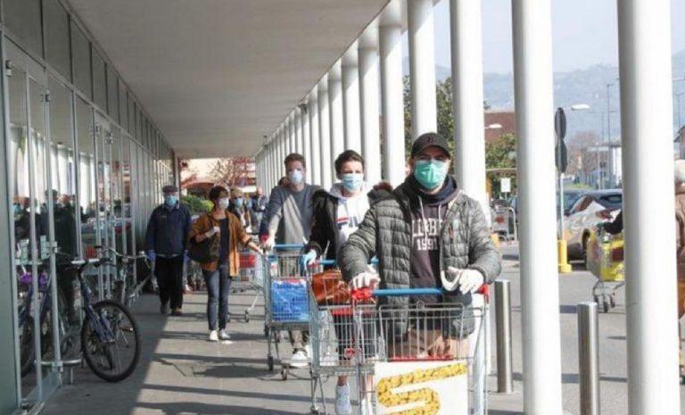 coronavirus sud italia